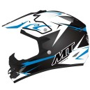 MX2 KIDS STEEL AZUL