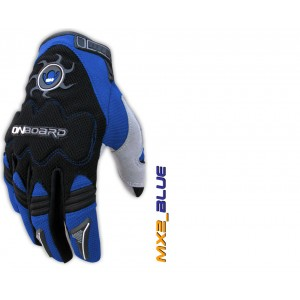 GUANTE OFF-ROAD MX2 AZUL